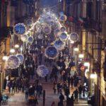 Luci d'artista a Torino- credit La Stampa