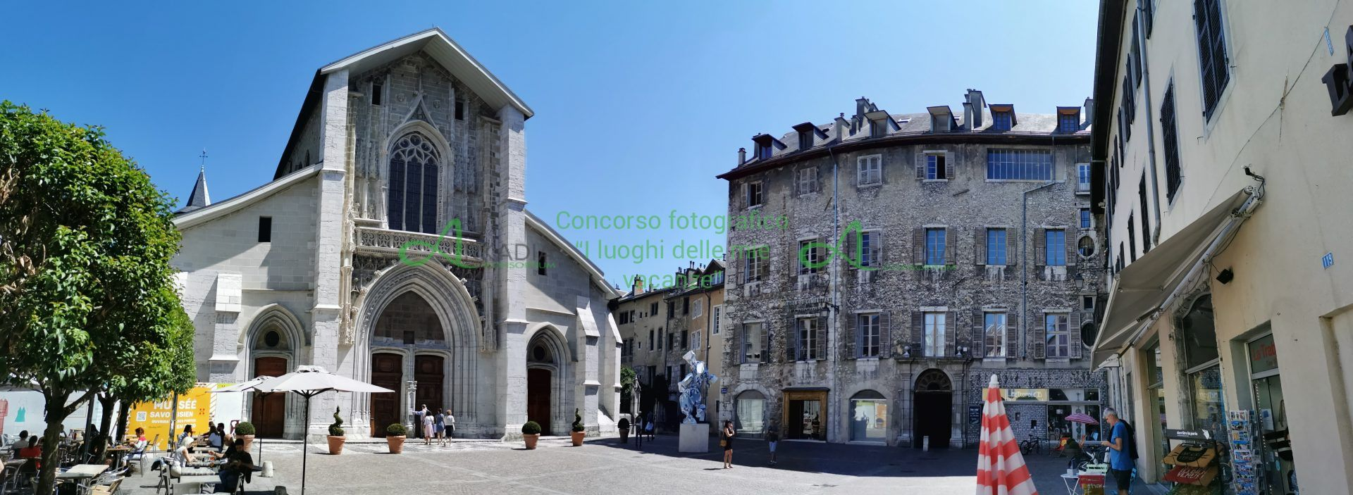 cattedrale di chambery (francia)