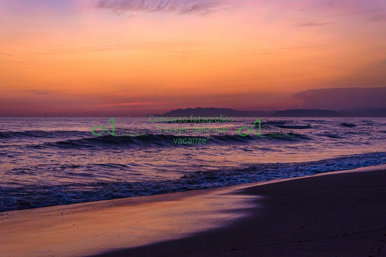 emozioni al tramonto - viareggio