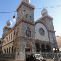 sinagoga di Torino - esterno - foto di FLLL