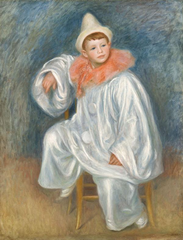 03-Pierre-Auguste-Renoir-Il-Pierrot-bianco1