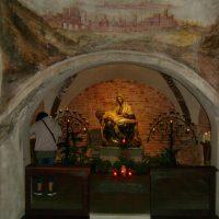 Interno di Chiesa di San Secondo